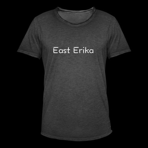 East Erika logo - Maglietta vintage da uomo