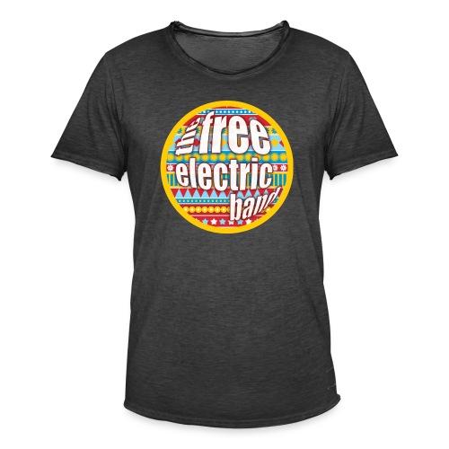 TFEB_tshirt - Männer Vintage T-Shirt