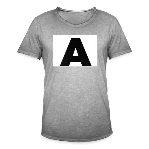 A-685FC343 4709 4F14 B1B0 D5C988344C3B - Herre vintage T-shirt