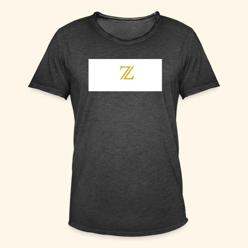 zaffer - Maglietta vintage da uomo