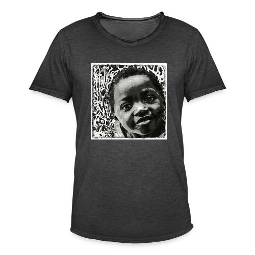 Street Art - T-shirt vintage Homme