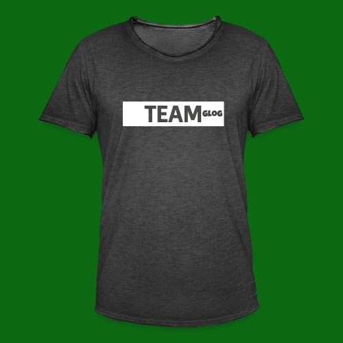 Team Glog - Men's Vintage T-Shirt