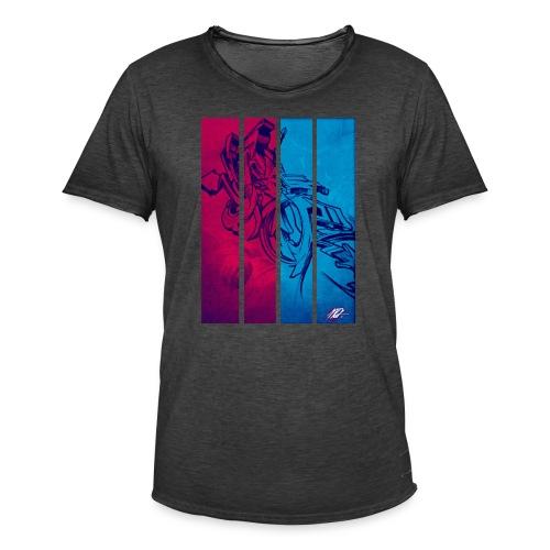 PILL! - T-shirt vintage Homme