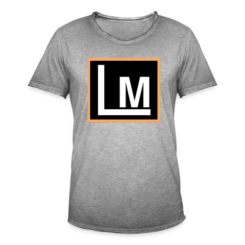 Original LukeMoto - Men's Vintage T-Shirt