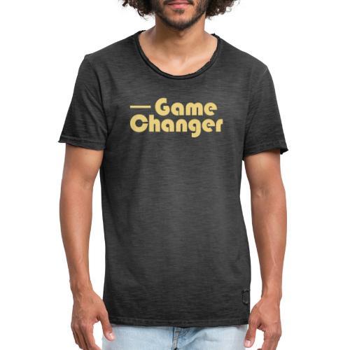 Game Changer - Men's Vintage T-Shirt