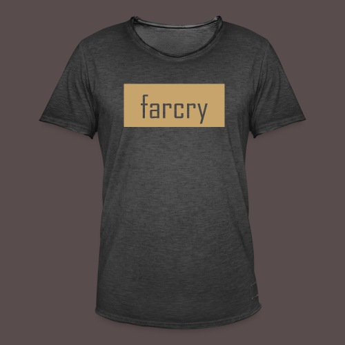 farcryclothing - Männer Vintage T-Shirt