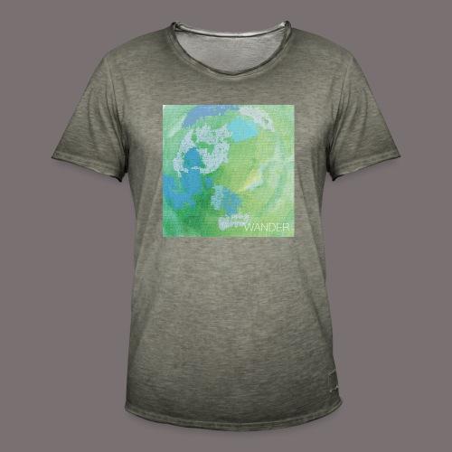 Wander - Männer Vintage T-Shirt