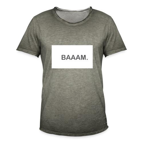 Baaam - Männer Vintage T-Shirt