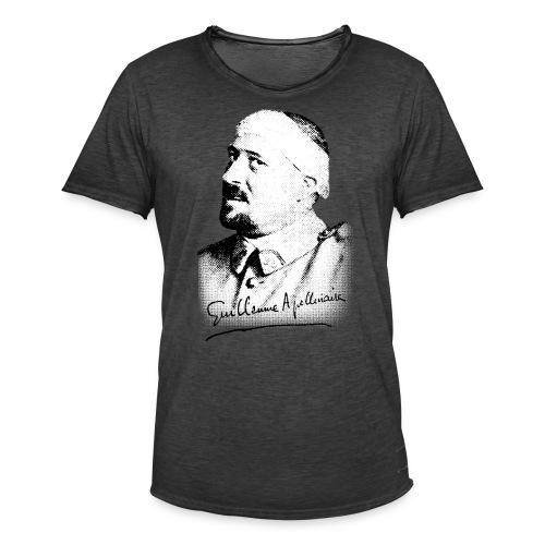Débardeur Femme - Guillaume Apollinaire - T-shirt vintage Homme