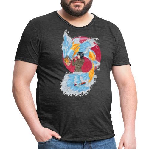 Alcid et Gaby - T-shirt vintage Homme