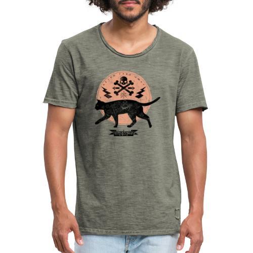 Catwalk - Männer Vintage T-Shirt