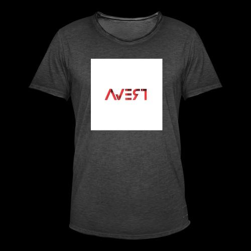 AVERT YOUR EYES - Mannen Vintage T-shirt
