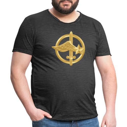 Tasse Fusiliers Commandos de l'Air - T-shirt vintage Homme