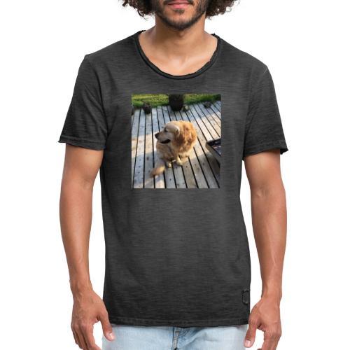 zhd - Herre vintage T-shirt