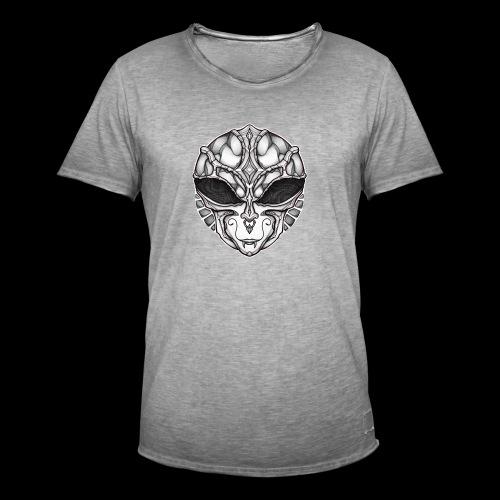 Dark Alien 23 - T-shirt vintage Homme
