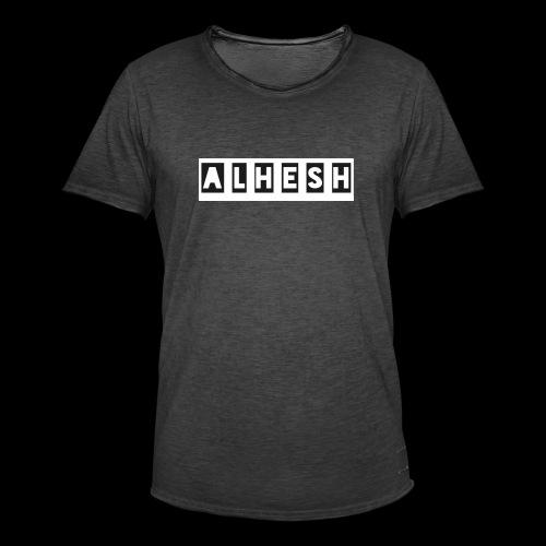 04131CD3 20A7 475D 94E9 CD80DF3D1589 - Männer Vintage T-Shirt