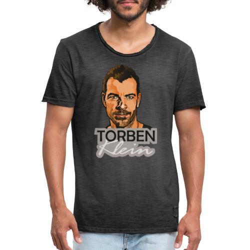 Torben GIF - Männer Vintage T-Shirt