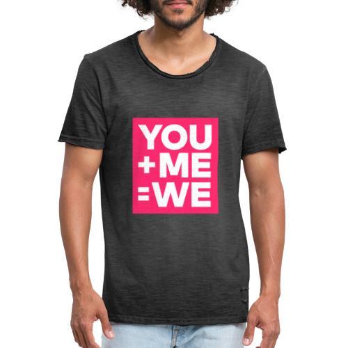 lov - T-shirt vintage Homme
