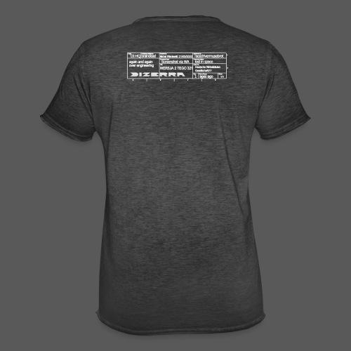 LLS B - Männer Vintage T-Shirt