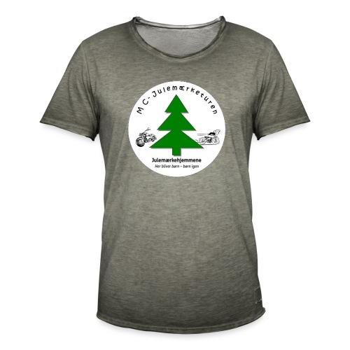 MCJul - Herre vintage T-shirt