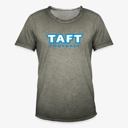 4769739 124019410 TAFT Football orig - Miesten vintage t-paita