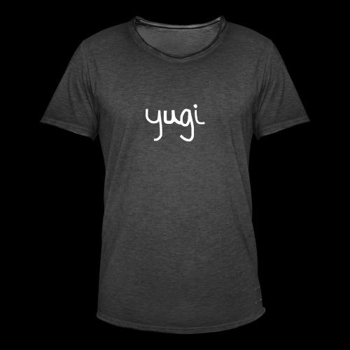 Yugi OG - Men's Vintage T-Shirt
