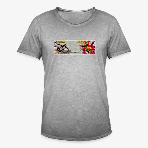 ATOX - Maglietta vintage da uomo