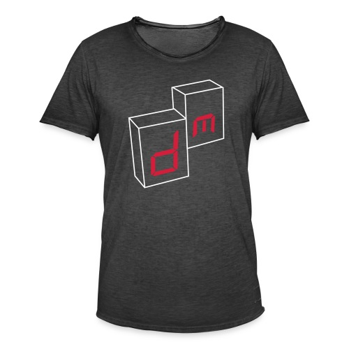 DM singles - T-shirt vintage Homme