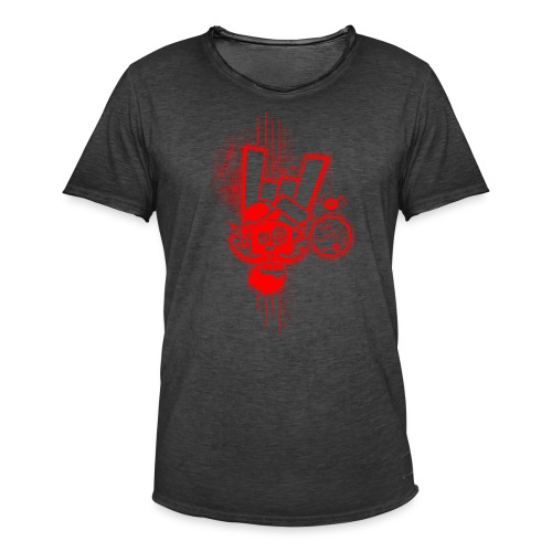 SLG HELLFEST #1 - T-shirt vintage Homme