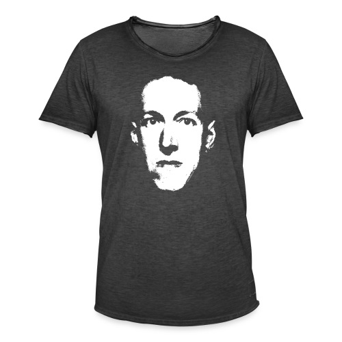Lovecraft - Maglietta vintage da uomo