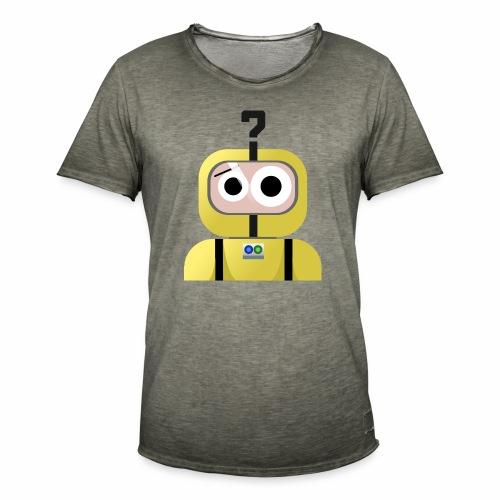 Spaceman - T-shirt vintage Homme