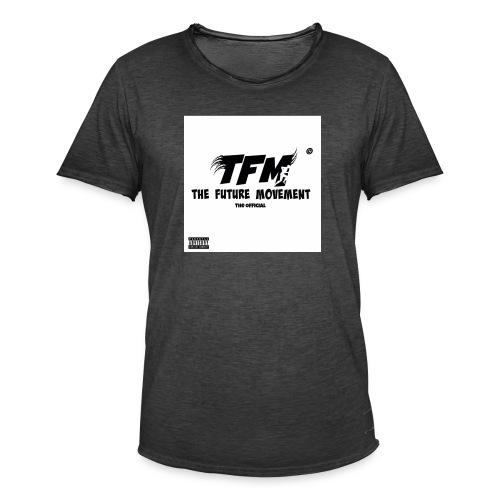The Future Movement - Mannen Vintage T-shirt
