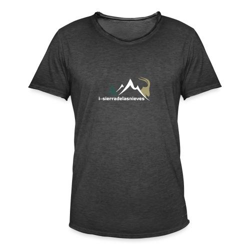 i-sierradelasnieves.com - Camiseta vintage hombre