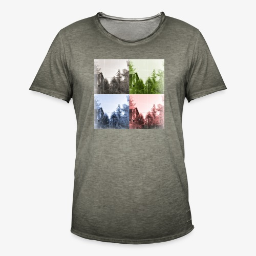 Torppa - Miesten vintage t-paita