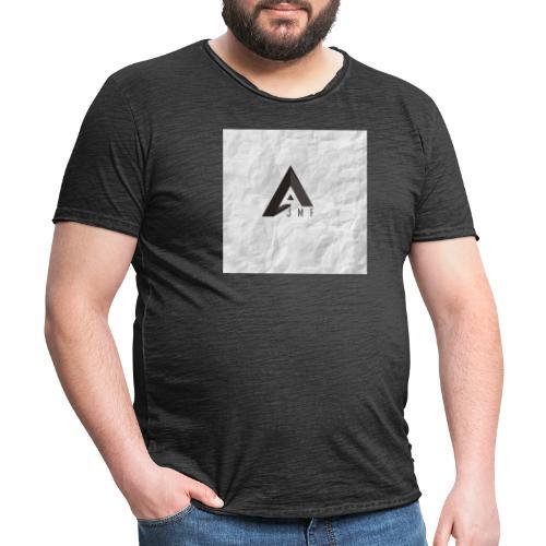 JMF - Camiseta vintage hombre