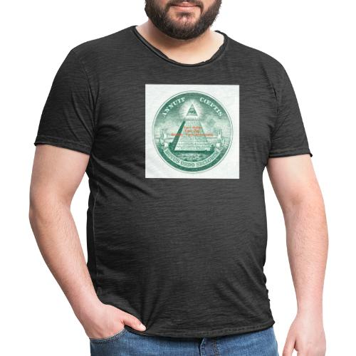 new orders Ti - Shirt - Männer Vintage T-Shirt
