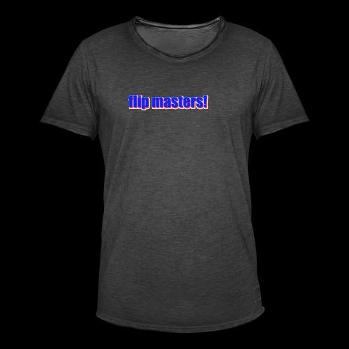 sappig - Mannen Vintage T-shirt