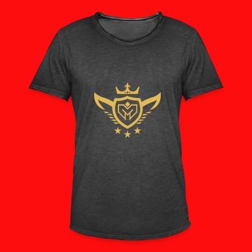 MaesArmy Logo - Mannen Vintage T-shirt