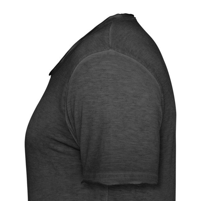 Vorschau: irgendwos hods oiwei - Männer Vintage T-Shirt