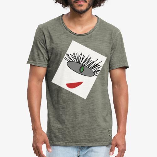 yoyo - Maglietta vintage da uomo