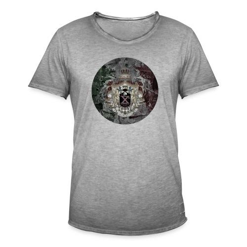 3 - Maglietta vintage da uomo