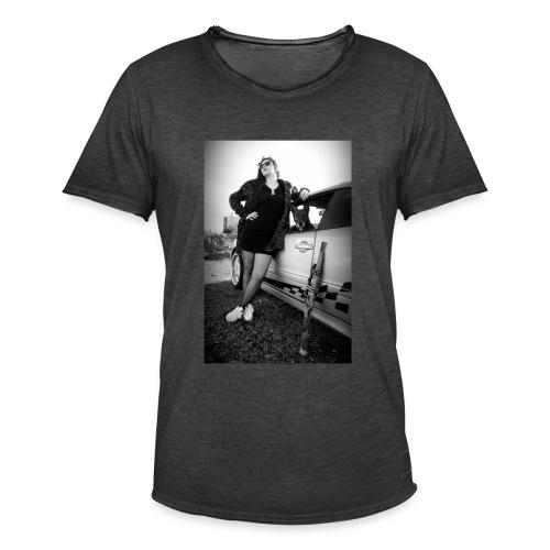 HELLSTARZ ALICIA I - T-shirt vintage Homme