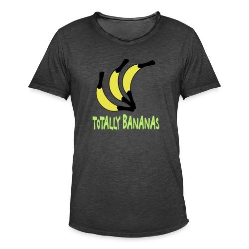 totally bananas - Mannen Vintage T-shirt