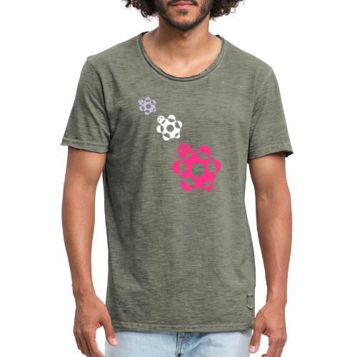 tartarughe - Maglietta vintage da uomo