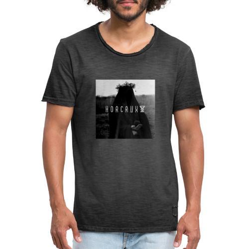 Cursed - Mannen Vintage T-shirt