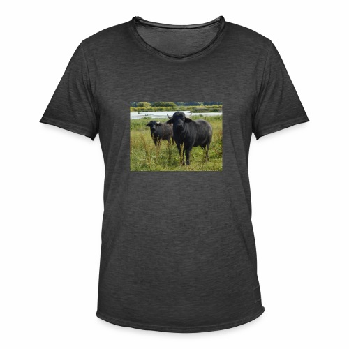 buffle - T-shirt vintage Homme