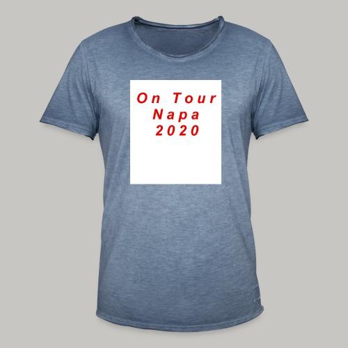 Ayia Napa 2020 Printed T Shirts - Men's Vintage T-Shirt