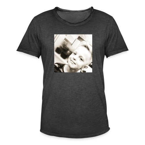 IMG 20180511 143458 276 - Männer Vintage T-Shirt
