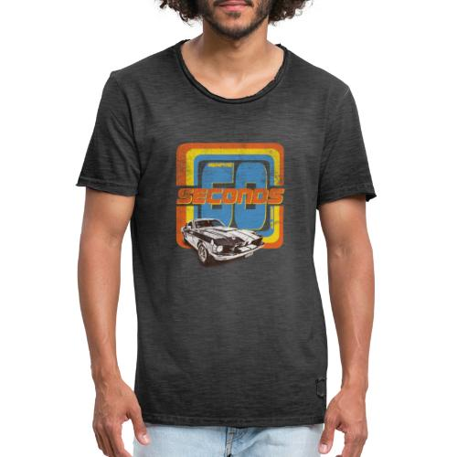 60 Seconds - Männer Vintage T-Shirt