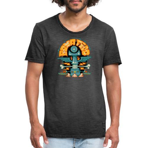 BONA TOTEM - Men's Vintage T-Shirt